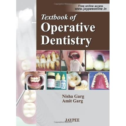 Textbook Of Operative Dentistry Nisha Garg Pdf