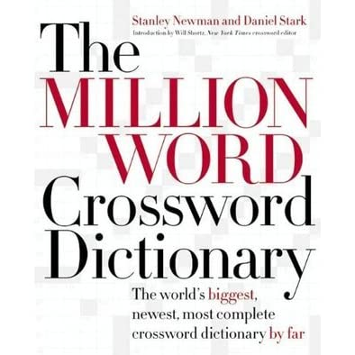 Contact us million word crossword dictionary [full].
