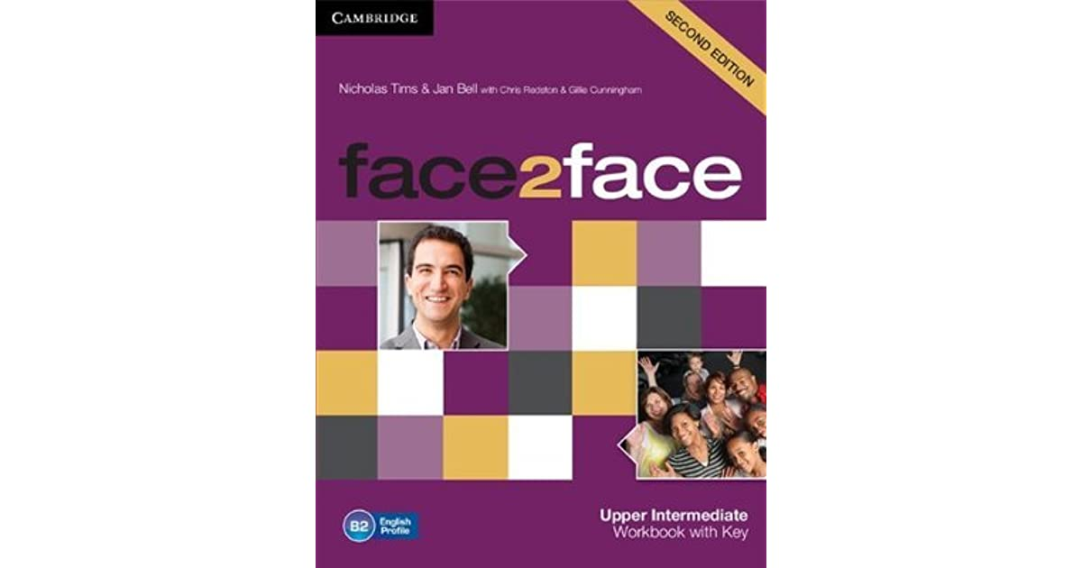 Face2face upper intermediate workbook with key by nicholas tims fandeluxe Choice Image