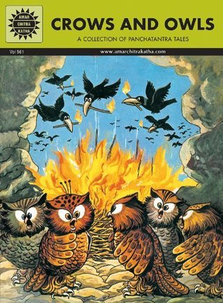 Panchatantra - Crows and Owls