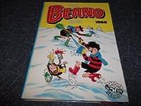 The Beano Book 1988 (Annual)