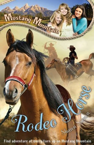 Rodeo Horse (Mustang Mountain)