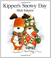 Kipper's Snowy Day In Vietnamese/English