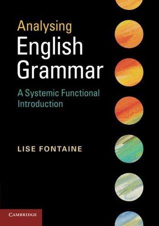 analysing grammar