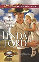 The Cowboy's Unexpected Family (Cowboys of Eden Valley, #3)