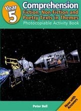 Year 5 Comprehension: Fiction, Non-Fiction & Poetry Texts in Themes