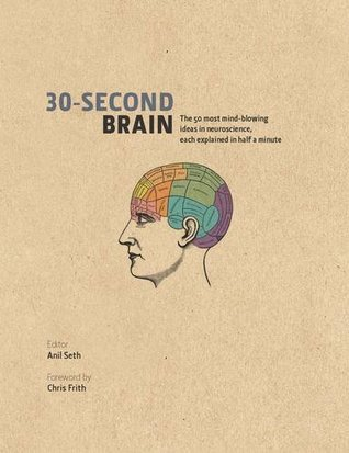 30-Second Brain The 50 most mind-blowing ideas in neuroscience each explained in half a minute by Anil Seth ed