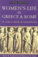 Women's Life In Greece & Rome