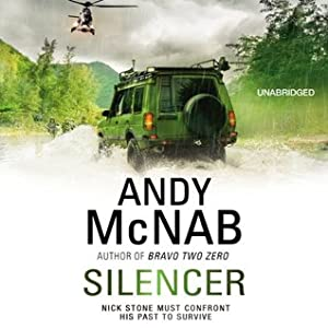 Silencer (Nick Stone, #15)