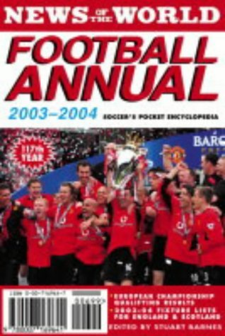 News of the World Football Annual 2003-2004