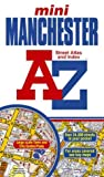 Manchester Mini Street Atlas by Geographers' A-Z Map Company