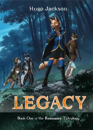 Legacy by Hugo Jackson