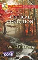 Critical Condition (Undercover Cops #3)
