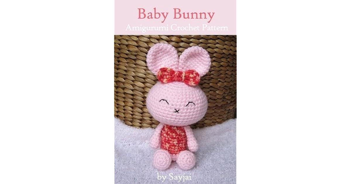 Amazon.com: HYST Pastel Rabbit Handmade Amigurumi Stuffed Toy Knit ... | 630x1200