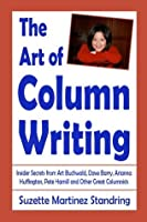 The Art of Column Writing