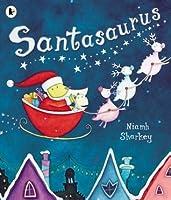 Santasaurus. Niamh Sharkey
