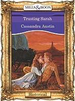 Trusting Sarah (Mills & Boon Vintage 90s Historical)