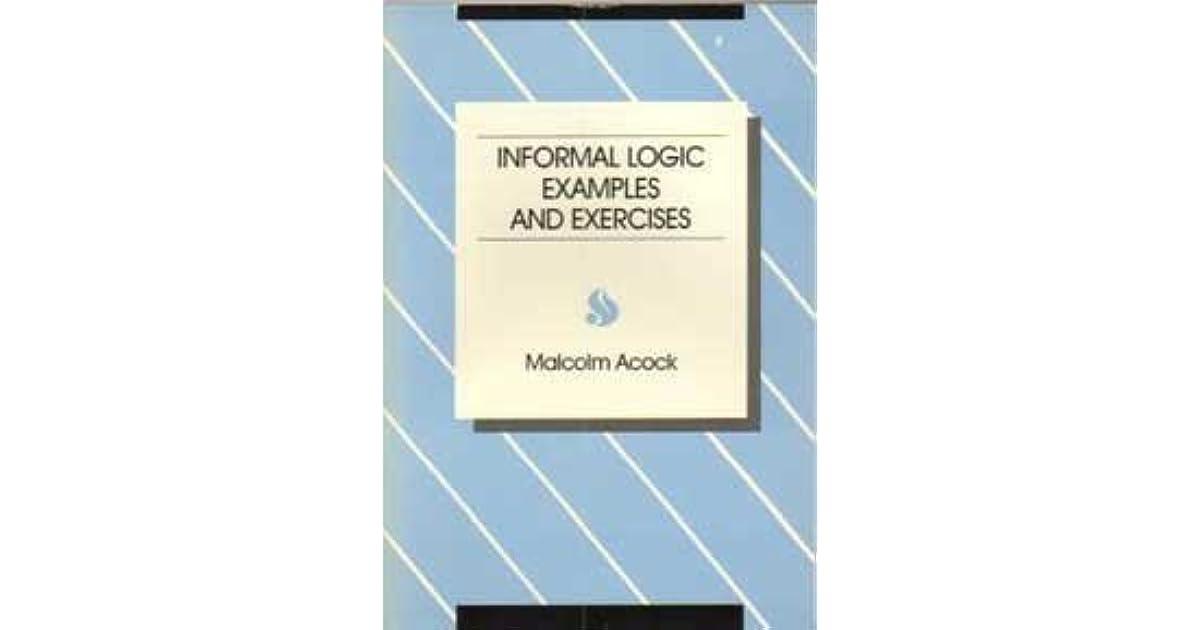 Logic seminar in problem solving.