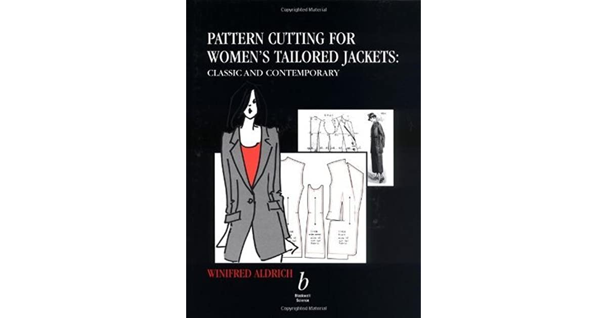 Pattern cutting for womens tailored jackets classic and pattern cutting for womens tailored jackets classic and contemporary by winifred aldrich fandeluxe Image collections