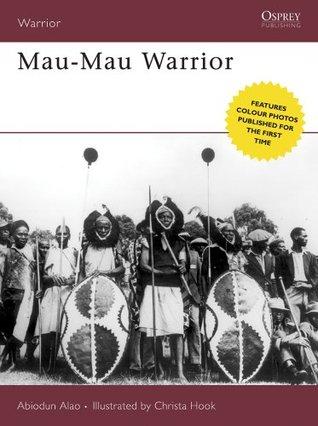Mau-Mau Warrior (Warrior 108)
