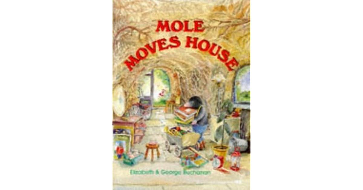 Mole Moves House (Picture Books) by Elizabeth Buchanan