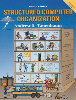 Structured Computer Organization By Andrew S Tanenbaum