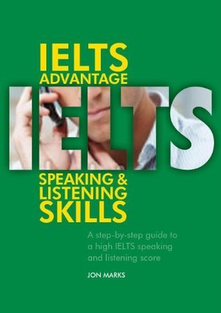 Marks jon ielts advantage speaking listening skills