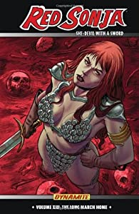 Red Sonja: She-Devil with a Sword, Vol. 13: The Long March Home