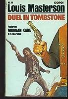 Morgan Kane 23: Duell i Tombstone: Bok 23 av 83 by Louis