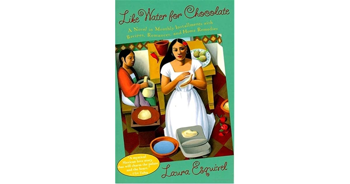 the theme of love in like water for chocolate by laura esquivel