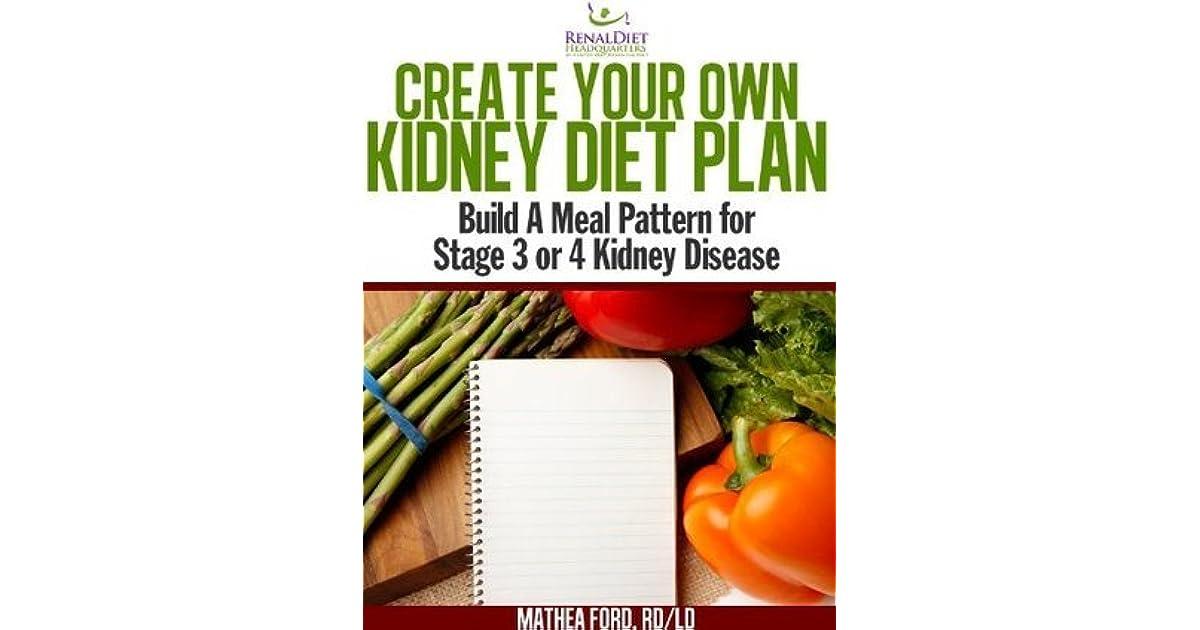 как создать собственную диету