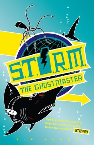 The Ghostmaster (S.T.O.R.M. #2)