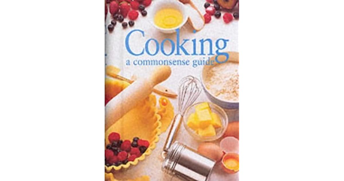 cooking a commonsense guide pdf