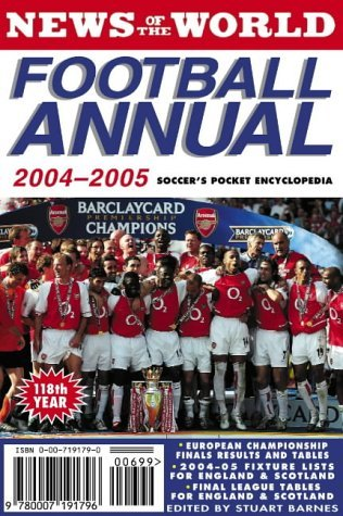 News of the World Football Annual 2004-2005