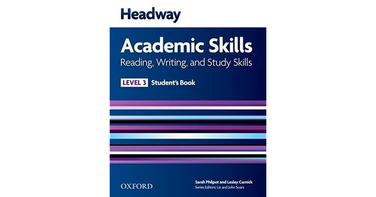 acdamic reading and writing Key terms in academic writing-online writing center knowing and understanding terms and concepts related to academic writing, and being able to apply them, will help you organize your thoughts and ultimately produce a better essay or paper.