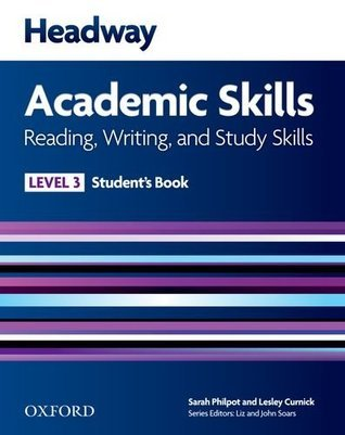 Headway Academic Skills - 3 - Reading, Writing, and Study Skills Student's Book with Oxford Online Skills