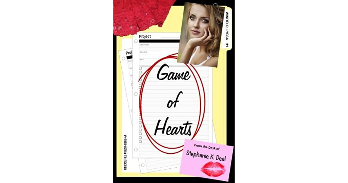 Game of Hearts (A Lyssa Winfield Mystery Book 1)