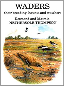 Waders: their Breeding, Haunts and Watchers (Poyser Monographs)