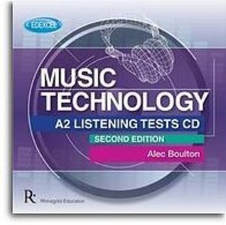 Edexcel AS/A2 Music Technology Listening Tests (CD Audio)
