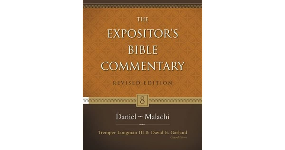 Daniel–Malachi (The Expositors Bible Commentary)