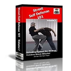 Street Self Defense 101 - Visual Guide & Manual (Street Self Defense 101 Visual Guide & Manual)