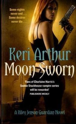 Moon Sworn Riley Jenson Guardian 9 By Keri Arthur