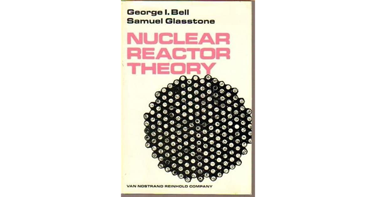 NUCLEAR REACTOR ENGINEERING GLASSTONE EBOOK