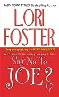 Say No To Joe ? (Visitation, North Carolina, #1)