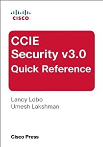 CCIE Security v3.0 Quick Reference (2nd Edition)