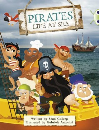 Pirates: Life at Sea (Bug Club Non-fiction purple B)