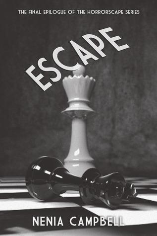 Escape (Horrorscape, #4)