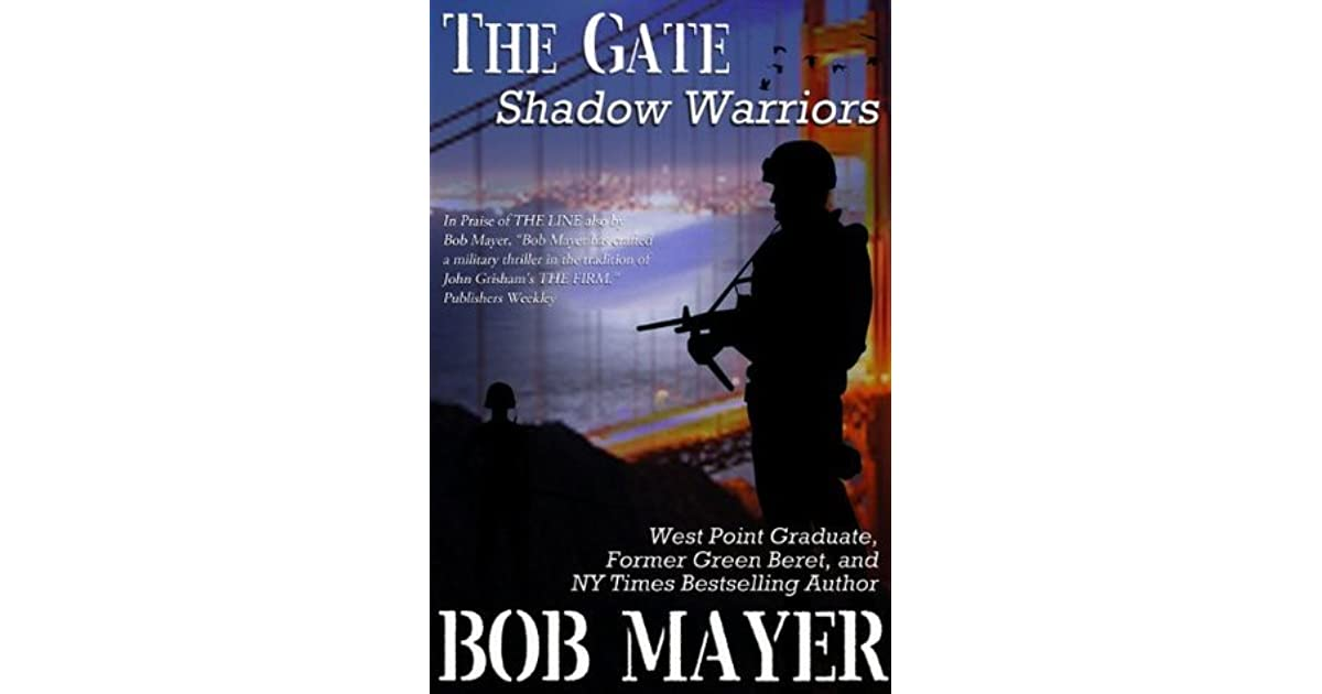 The Gate Black Ops 2 By Bob Mayer