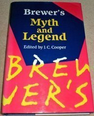 Brewer's Book of Myth and Legend