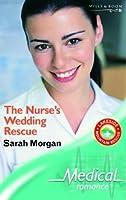 The Nurse's Wedding Rescue